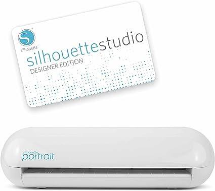 Silhouette Portrait 2 + Designer Edition Software: Amazon.es: Informática