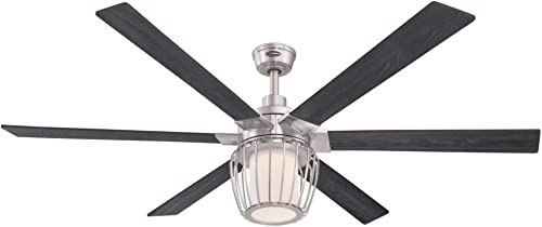 Westinghouse Lighting 7225000 Willa Indoor Ceiling Fan