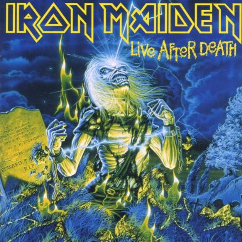 Iron Maiden - Iron Maiden - Live After Death - Zortam Music