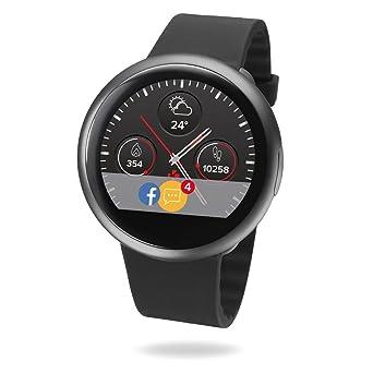 Amazon.com: MyKronoz ZeRound2 - Reloj inteligente con ...