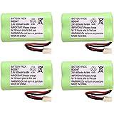 4 Fenzer Cordless Phone Battery for Vtech BT175242 BT-175242 BT275242 BT-275242