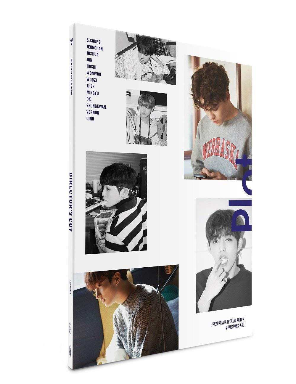 10 SEVENTEEN 5th Mini Album YOU MAKE MY DAY Mingyu Type-5 Photo Card K-POP