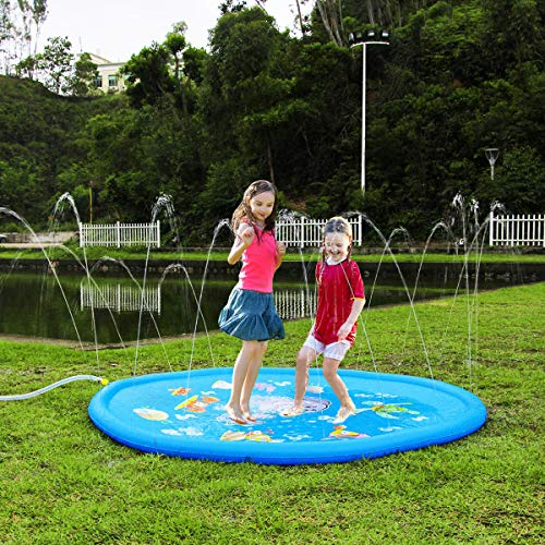 Sprinkler & Splash Play Mat Now $9.99 (Was $39.99)