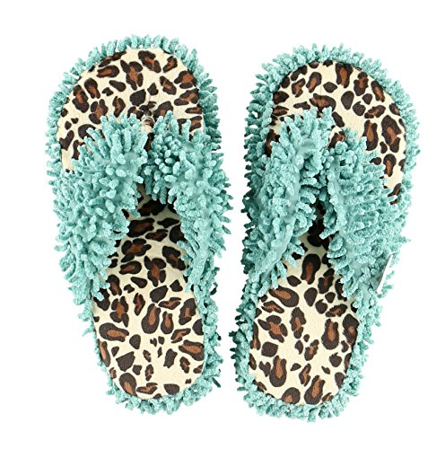 Fast Asleep- Cheetah Spa Slippers by Lazy One wQF8noa