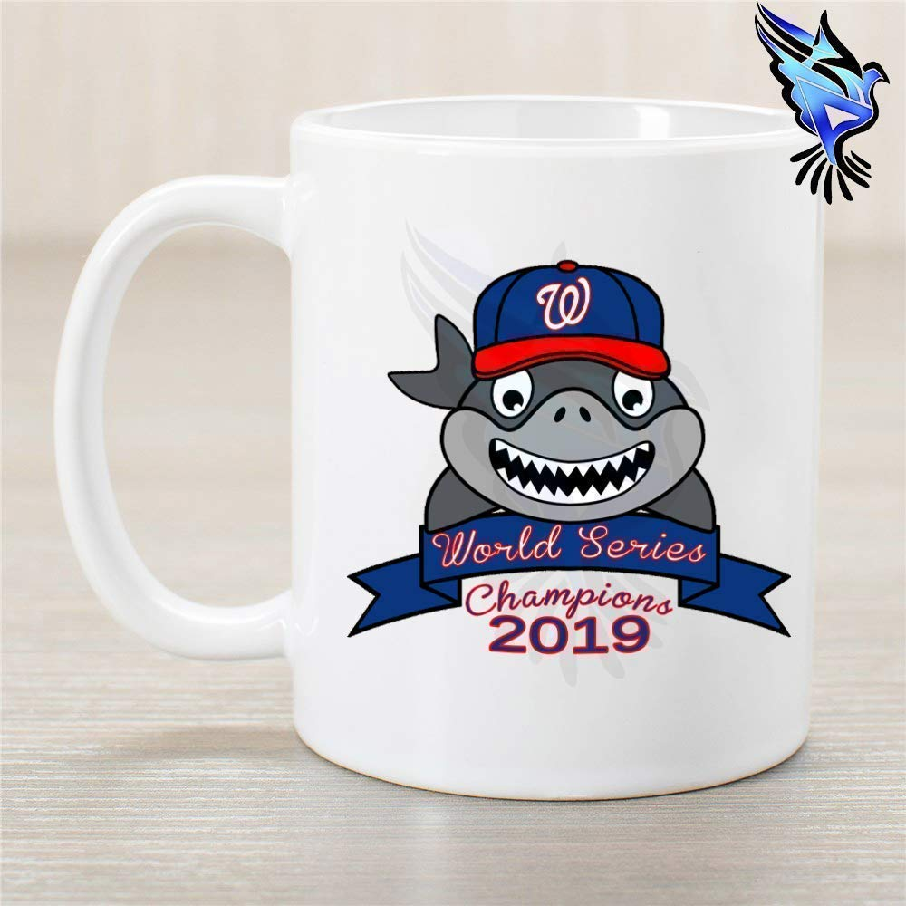 The Mug Coffee >> Amazon Com Baby Shark 2019 Washington Nationals World