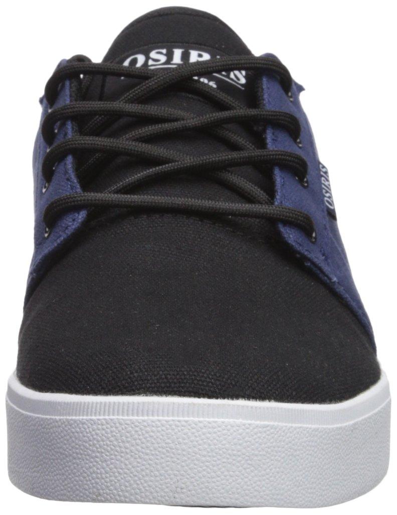 low priced ced7e c2d9f Zapatillas de skate Mesa de Osiris para hombre Azul marino   negro   blanco