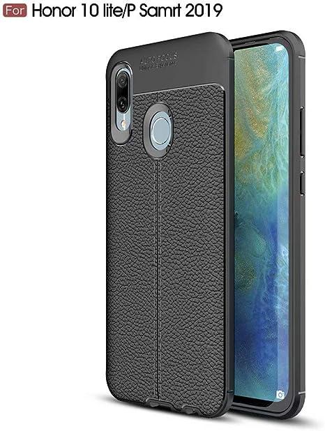 NiaCoCo Compatible con Huawei P Smart 2019/Honor 10 Lite Funda ...