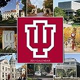 2017 Indiana University Wall Calendar
