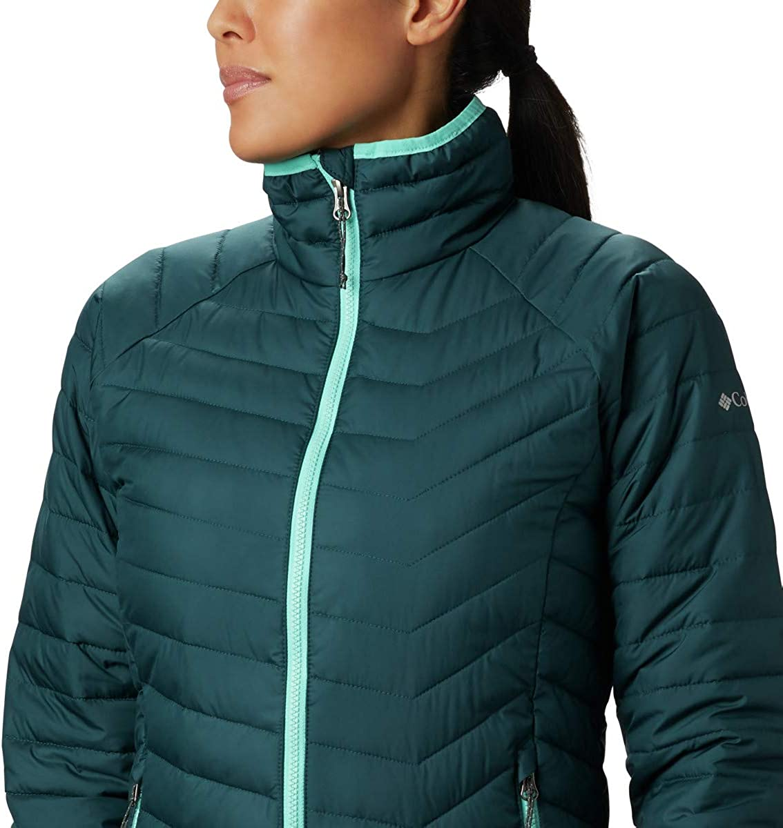 Columbia Womens Powder Lite Jacket