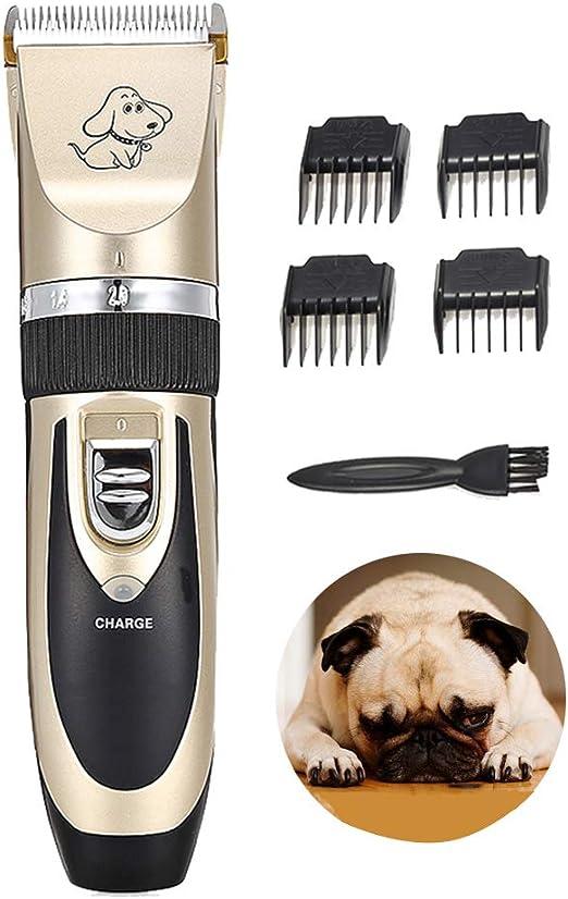 MSQL Afeitadoras para Mascotas, máquina de Afeitar del Pelo para ...