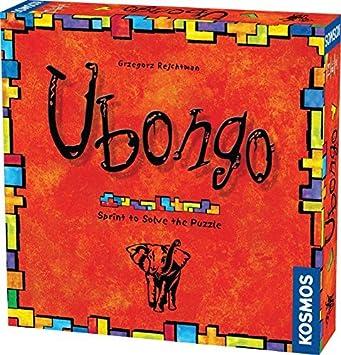 Thames & Kosmos Ubongo: Amazon.es: Juguetes y juegos