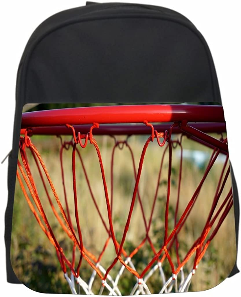 Basketball Net Jacks Outlet PreSchool Childrens Backpack and Pencil Case SET