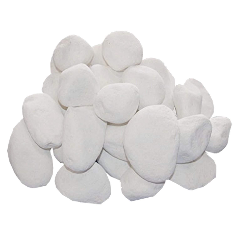 30 pietre decorative per gel e camini etanolo. Caminetti 10179