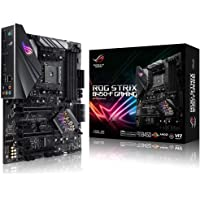 ASUS ROG Strix B450-F Gaming Motherboard (ATX) AMD Ryzen 2 AM4 DDR4 DP HDMI M.2 USB 3.1 Gen2 B450