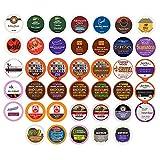 Custom Variety Pack Bold Coffee Single Serve Cups for Keurig K...