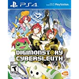 Digimon Cyber Sleuth - PlayStation 4 - Standard Edition