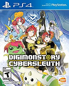 Digimon World Cyber Sleuth - PlayStation 4