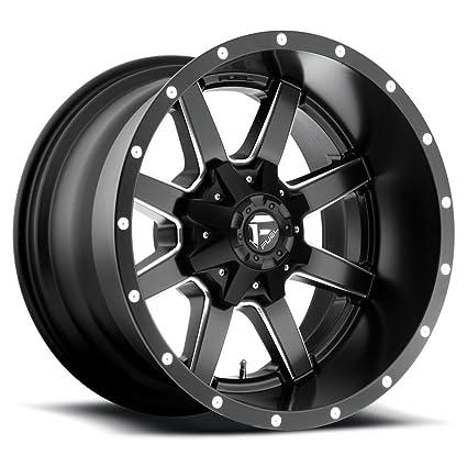 Amazon Com Fuel Maverick 20 Black Wheel Rim 6x135 6x5 5 With A