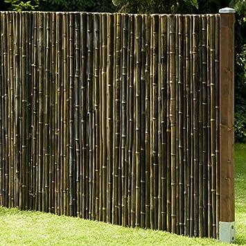 cierre de bamb esterilla de proteccin visual para jardn nuevo precinto original x