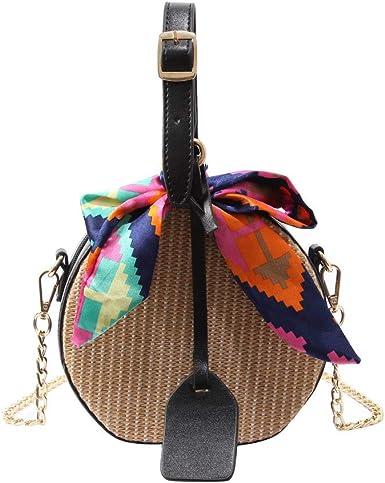 Women Girl PU Leather Handbag Shoulder Bag Tote Saddle Bag Messenger