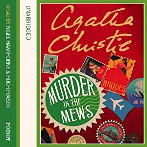 Murder in the Mews Audiobook