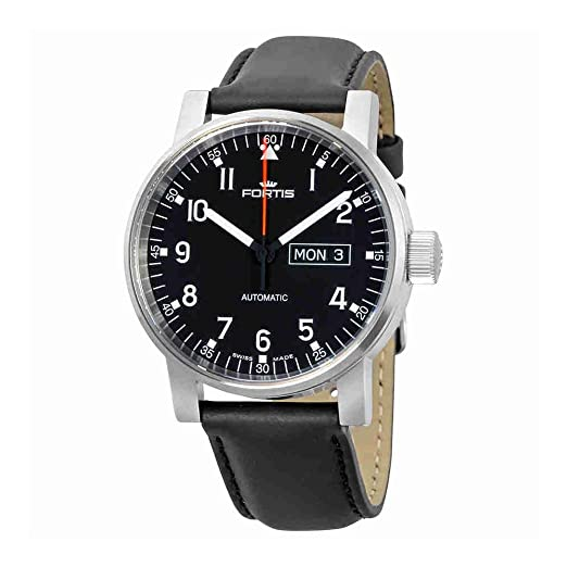 Fortis Spacematic Pilot Professional Day/Date - Limited Edition de 623.10.42 L.10: Amazon.es: Relojes