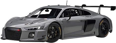 Neu Nardo Grey AUTOart 81801-1//18 Audi R8 LMS Plain Body Version