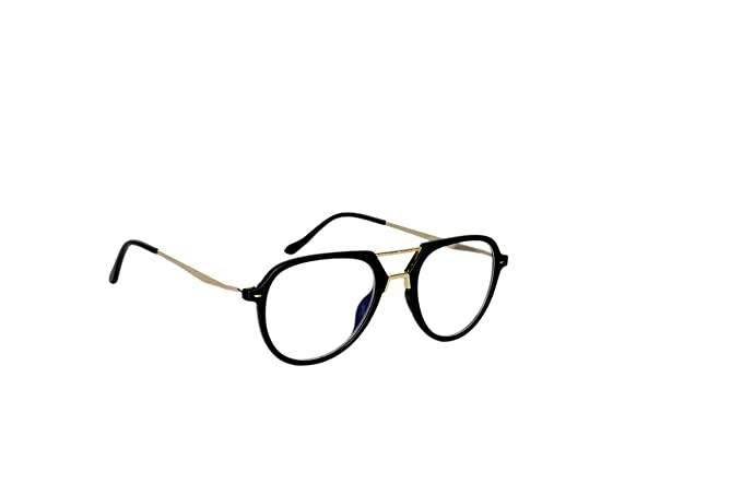 6637fb1499 Image Unavailable. Image not available for. Colour  Peter Jones Full Rim  Classic Aviator Men s Spectacle Frame ...