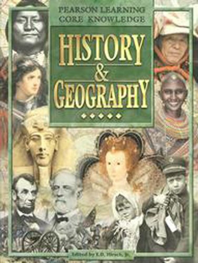 History and Geography, Student Edition, Grade 5 (Core Knowledge)