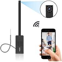 Mini Kamera,TODAYI 1080P HD WLAN IP Kamera Wireless WiFi Kamera Sicherheitskamera Innen Heim Überwachungskamera Die Bewegungserkennung Alarm Nanny Kamera Baby Überwachung für iPhone/Android Phone/PC