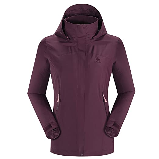 Amazon hardshell jacke damen