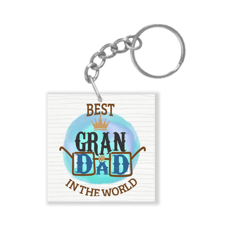Yaya Cafe Birthday Gifts For Grandfather, Cute Best Grandad In