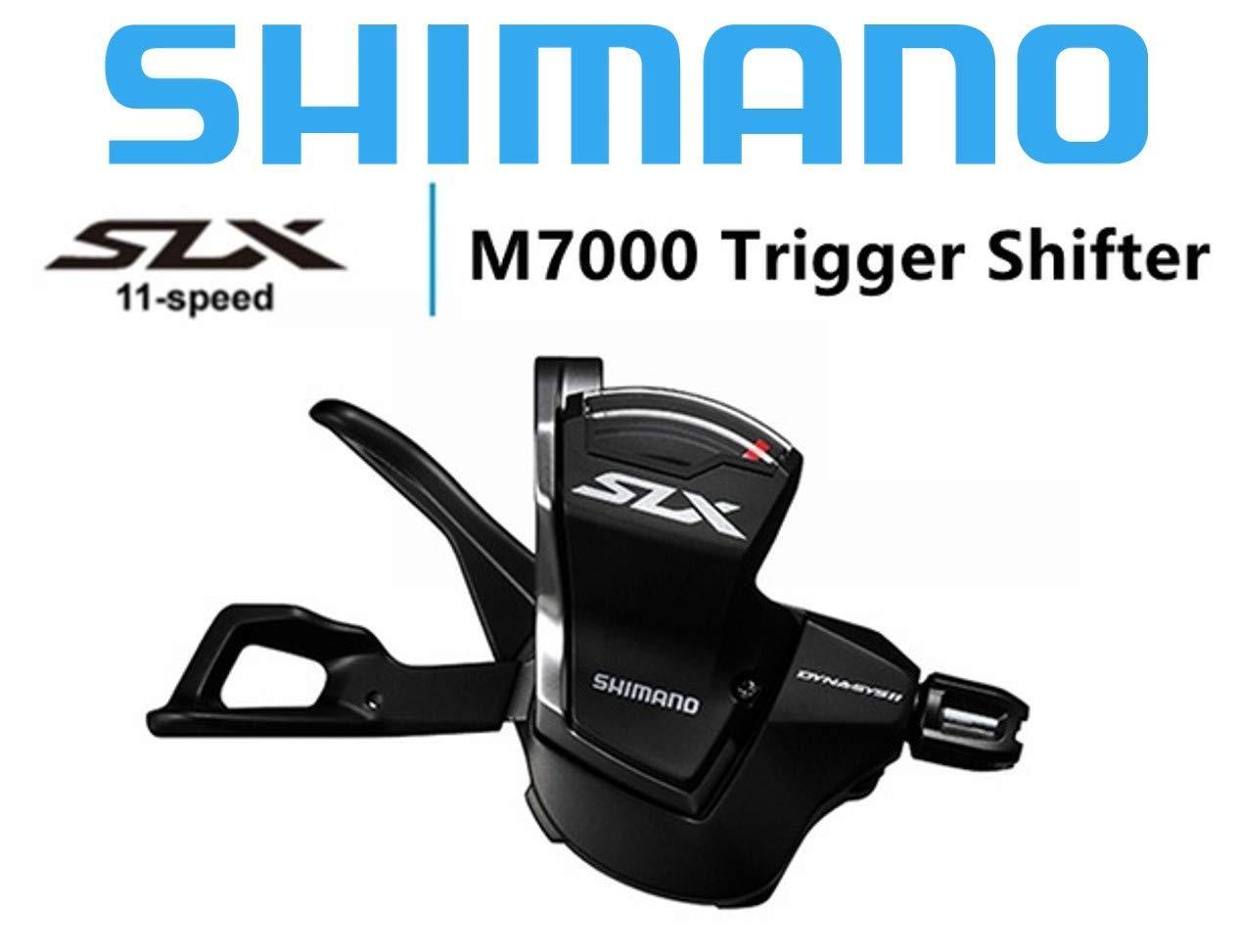 SHIMANO SLX SL-M7000 Trigger Shifter One Color, Right by SHIMANO