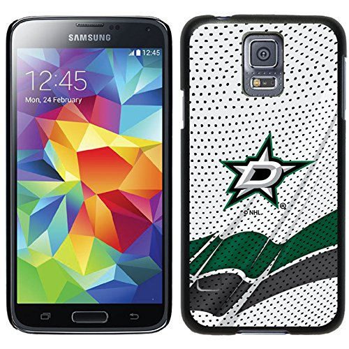 (Coveroo Commuter Series Cell Phone Case for Samsung Galaxy S5 - Dallas Stars Jersey)