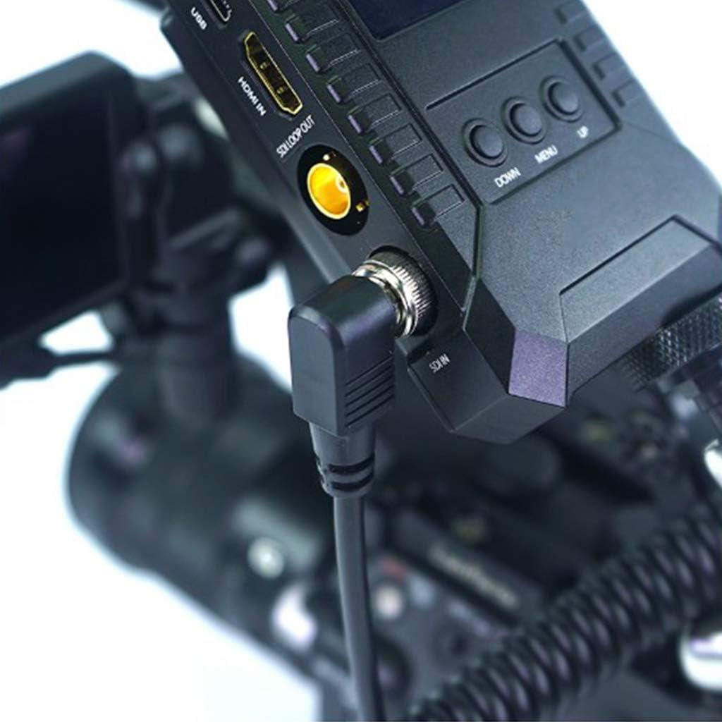 BNC Male Cable for DVR Splitter Converter HD SDI Video Cord Wire 400mm