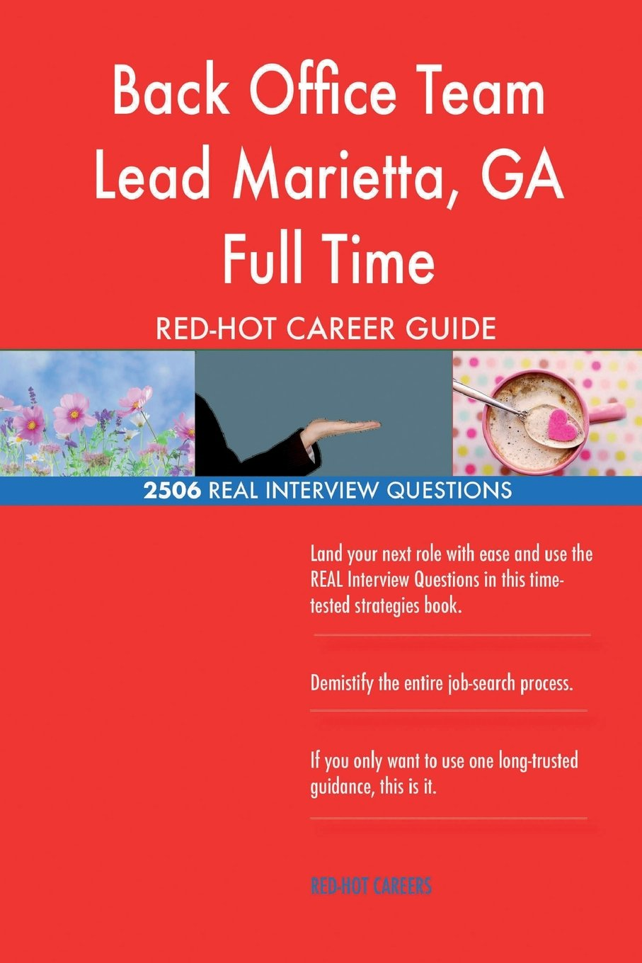 Back Office Team Lead Marietta Ga Full Time Red Hot Career 2506