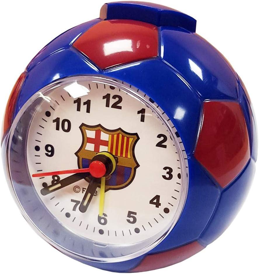 Seva Import 701050 Despertador Balón Barca, Unisex Adulto, Negro ...