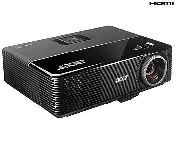 Acer P1166P - Proyector (2700 lúmenes ANSI, DLP, SVGA ...