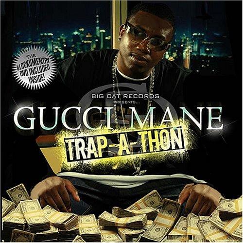Trap-A-Thon [CD/DVD Combo] - Store Gucci