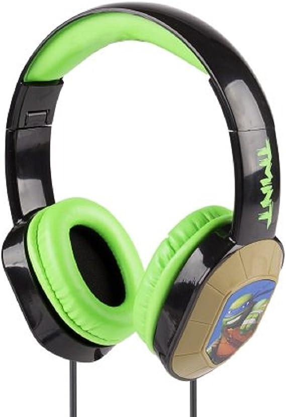 Amazon.com: Teenage Mutant Ninja Turtles Headphones With ...
