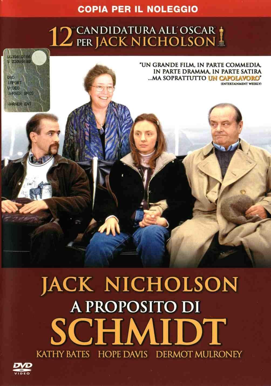 A proposito di Schmidt [IT Import]: : Jack