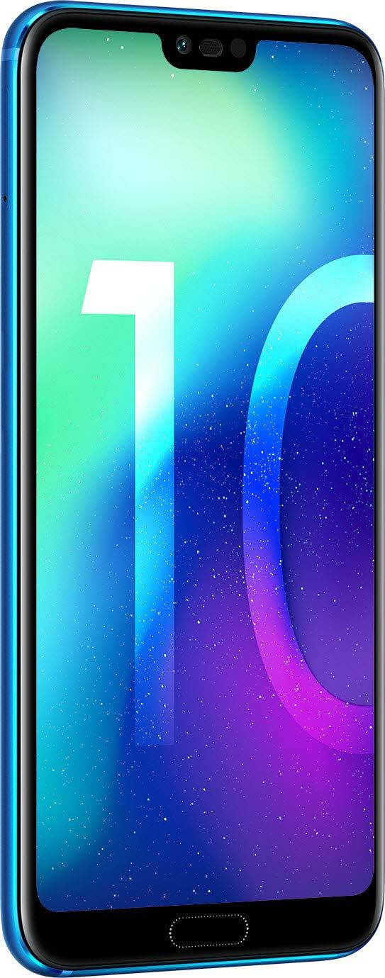 Honor 10 Smartphone (14,83 cm (5,84 Zoll), 128GB interner Speicher