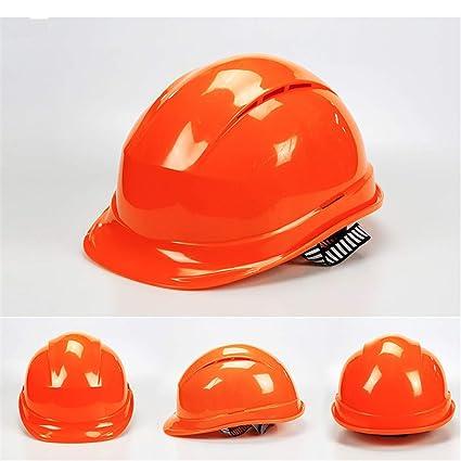 Easy Go Shopping Casco de Seguridad Casco de Seguridad Trabajador de la construcción Casco Ventilación Twist
