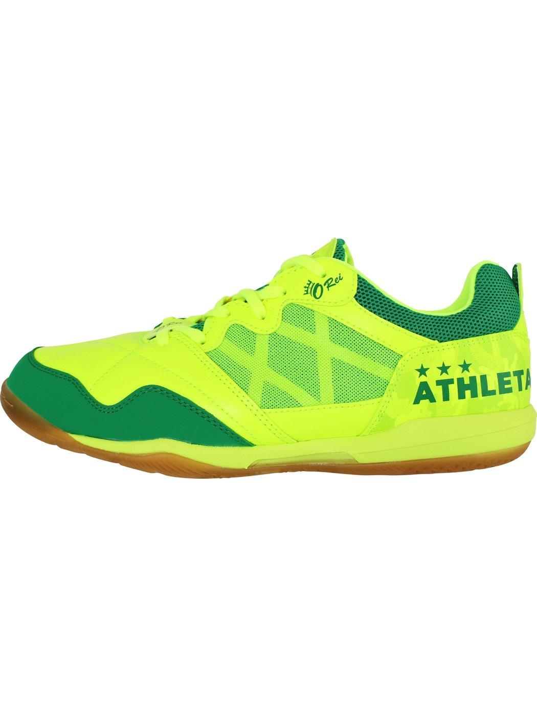 ATHLETA(アスレタ) O-Rei Futsal T002 11005-FL B06Y1FQ35M 28|3833(F.LIME*GRN) 3833(F.LIME*GRN) 28