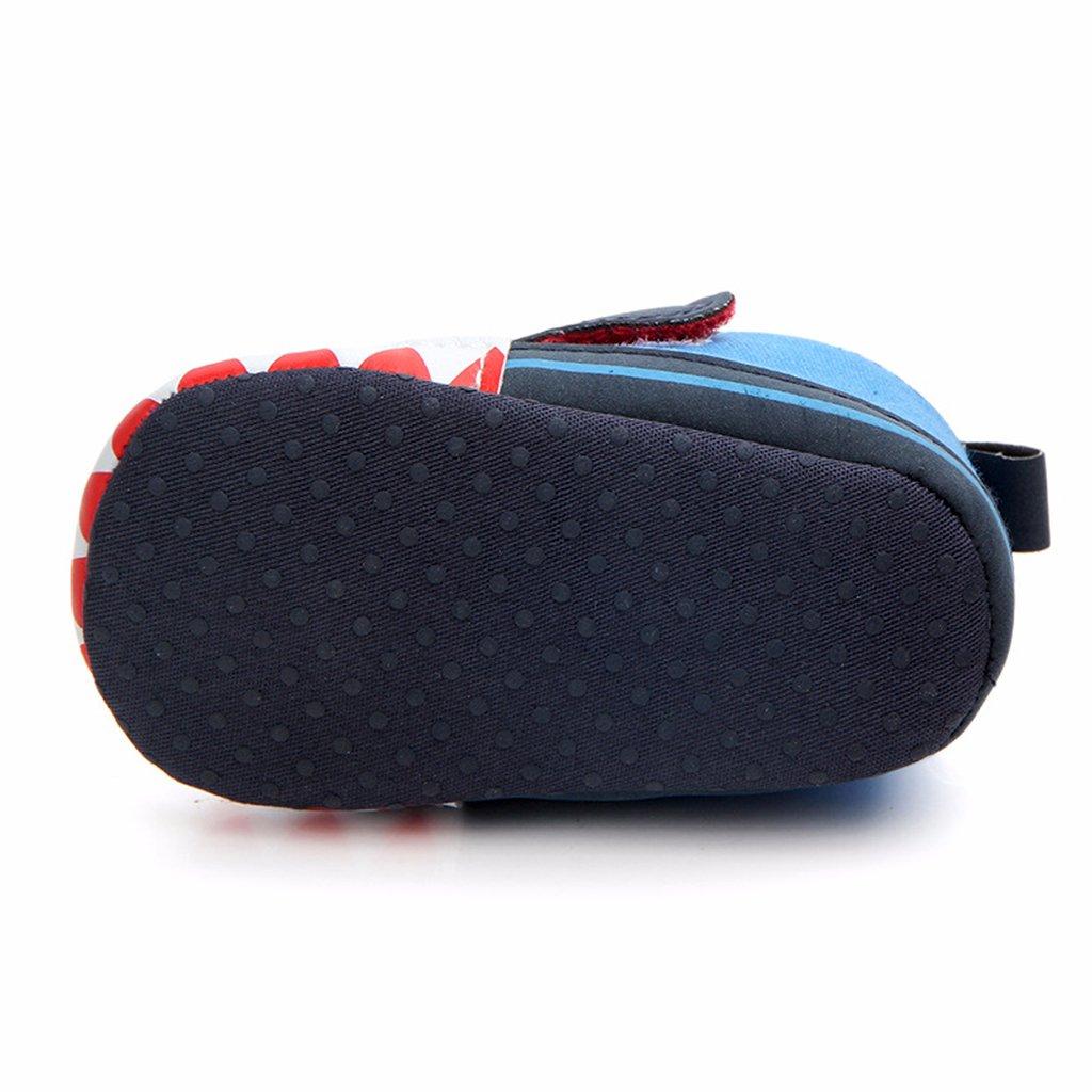 43ea6f79 B Blesiya Zapatos Casual para Bebés Calzado Deportivo Uso Diario Viajar  Centro Comercial Restaurante - Azul, 0-6 meses: Amazon.es: Bebé