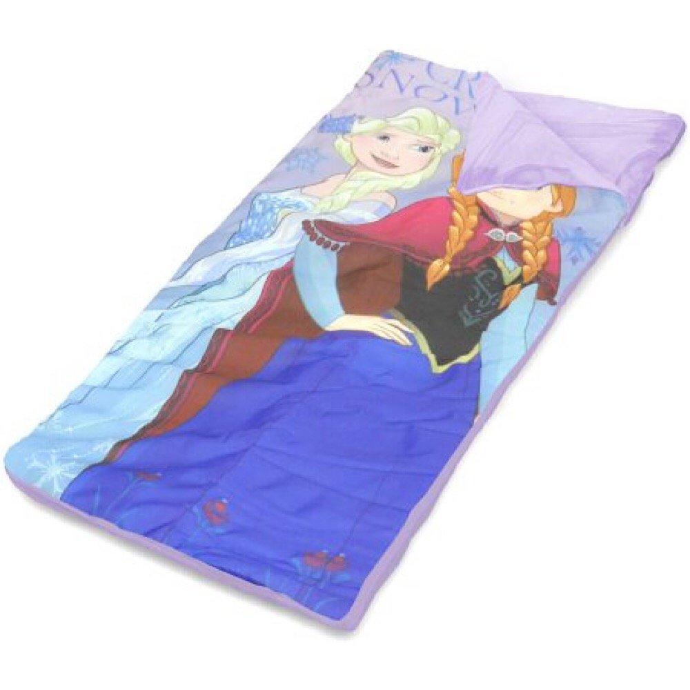Disney Frozen Sleeping Bag with Olaf Figural Pillow Disney Frozen Kids