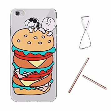 coque iphone 6 burger