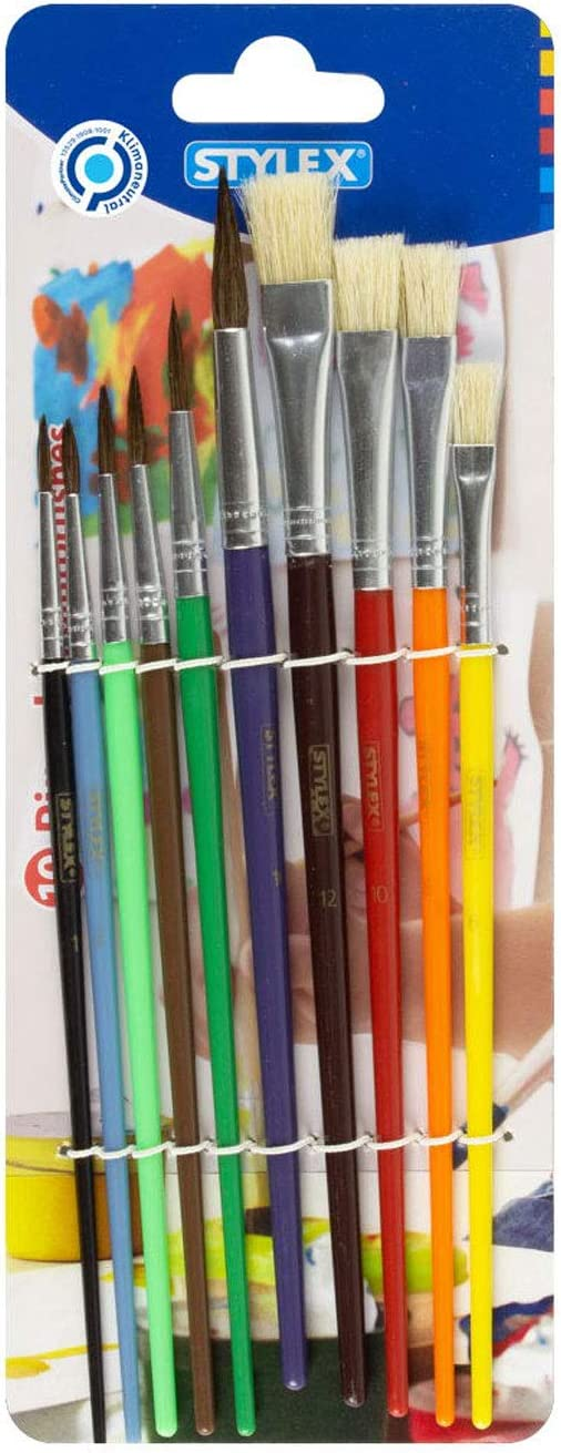 Pinselset Modelos//colores Surtidos 1 Unidad