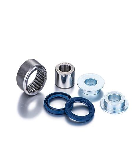 [Factory-Links] Lower Shock Absorber Bearing Kits, Fits: Yamaha  (2001-2019): WR 250F, WR 426F, WR 450F, YZ 125, YZ 250, YZ 85, YZ 250F, YZ  426F, YZ