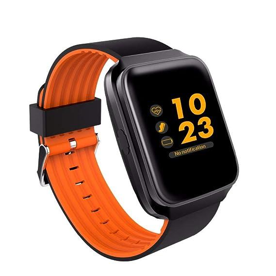 Smartwatch Z40 Plus Pulsera Inteligente Monitor de Ritmo cardíaco Presión sanguínea Rastreador de Ejercicios Reloj Inteligente